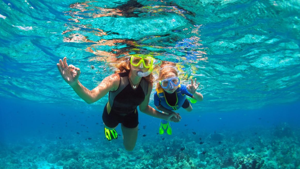 BEST FULL FACE SNORKEL MASK REVIEW