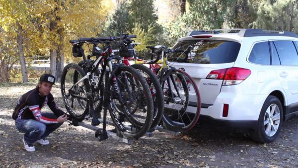 Subaru Bike Rack Review