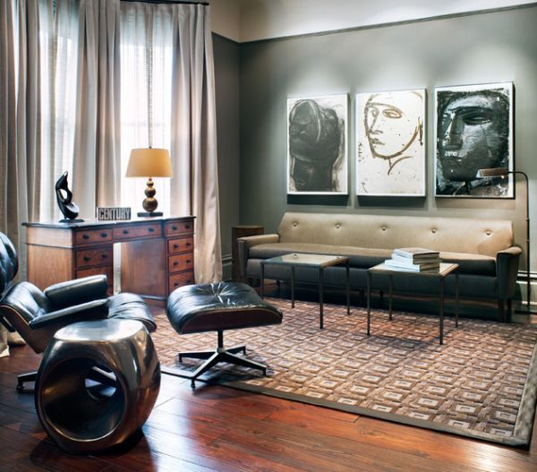 Bachelor Pad Living Room Ideas For Men of the 21st century